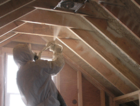 attic insulation installations for North Carolina